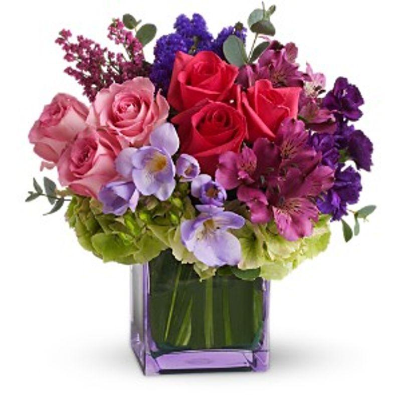Exquisite Beauty By Teleflora Montgomery Al Florist
