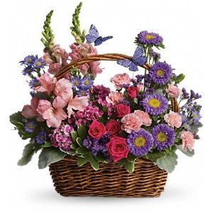 Menifee ca florists florist in menifee heaven scent flowers country basket blooms in menifee ca heaven scent flowers mightylinksfo
