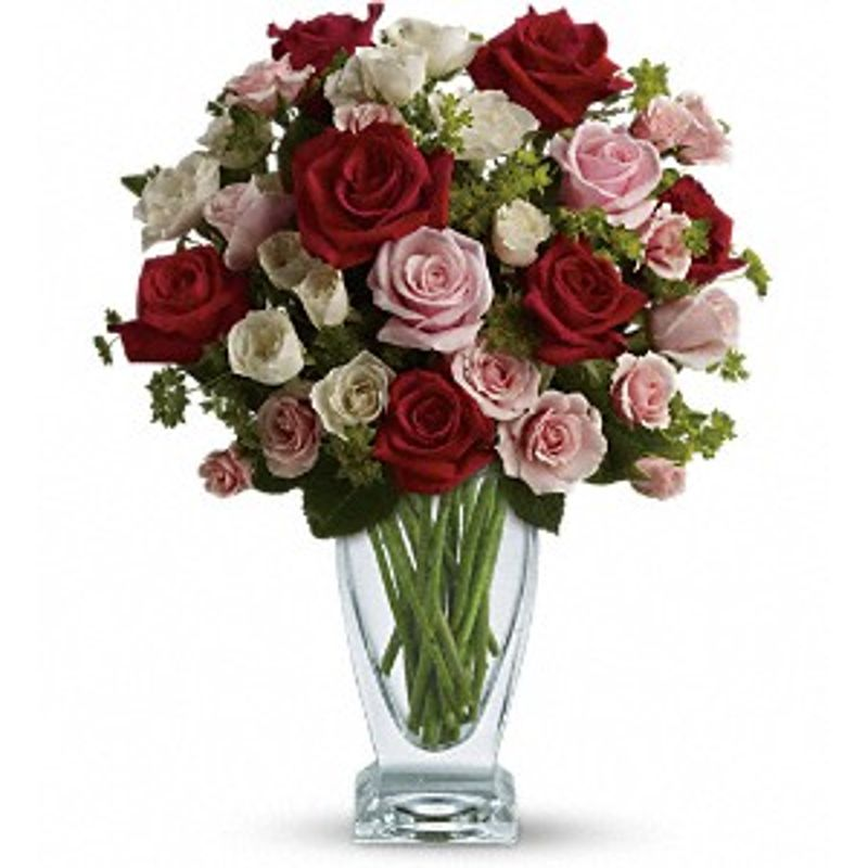 Cupid S Creation By Teleflora The Flower Patch Ville