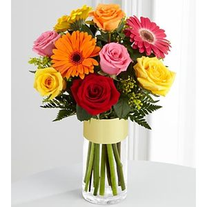 The FTD® Pick-Me-Up® Bouquet - 9 Stems in Omaha NE