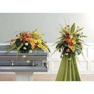 Fall Combo in Tulsa OK, Westside Flowers & Gifts