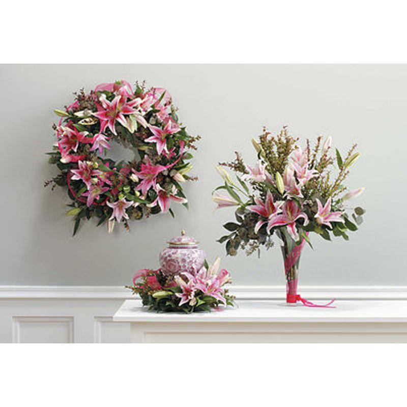 Pink Designs Lees Summit Mo Florist All Abloom Floral Design