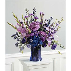 Sympathy and Funeral Flowers for the Home Hiway Flowers