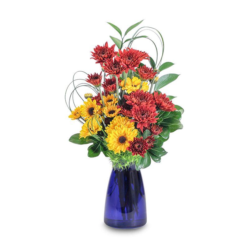 Harvest Moon Vermilion Florist Tiffanys Flowers