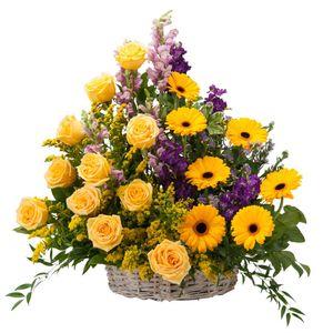 Memories Basket Tribute In Indiana Pa Flower Gallery