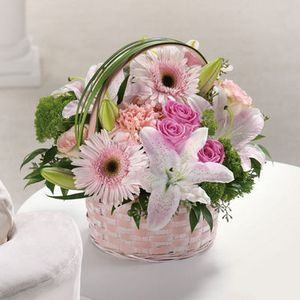 Basket Of Love In Columbus Ga Flowers Plus