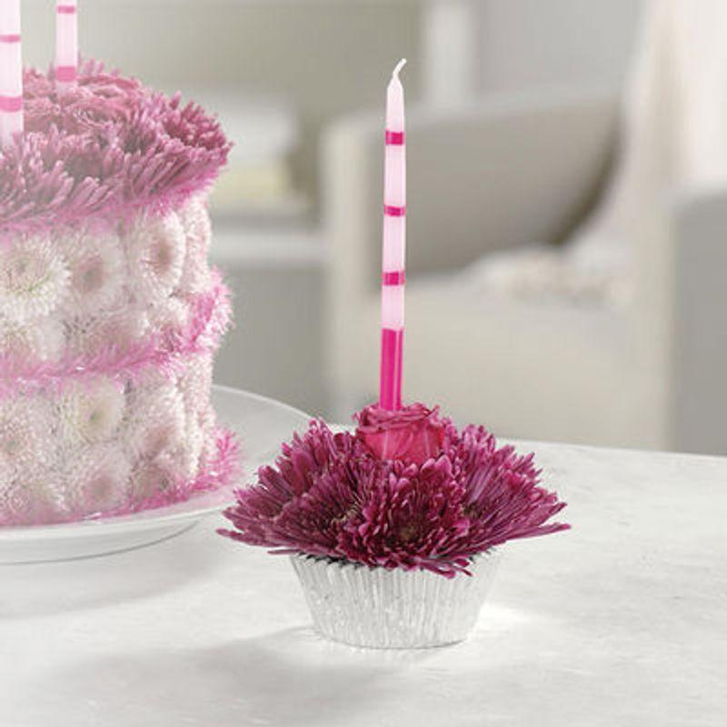 Blooming Cupcake Charlotte Florist