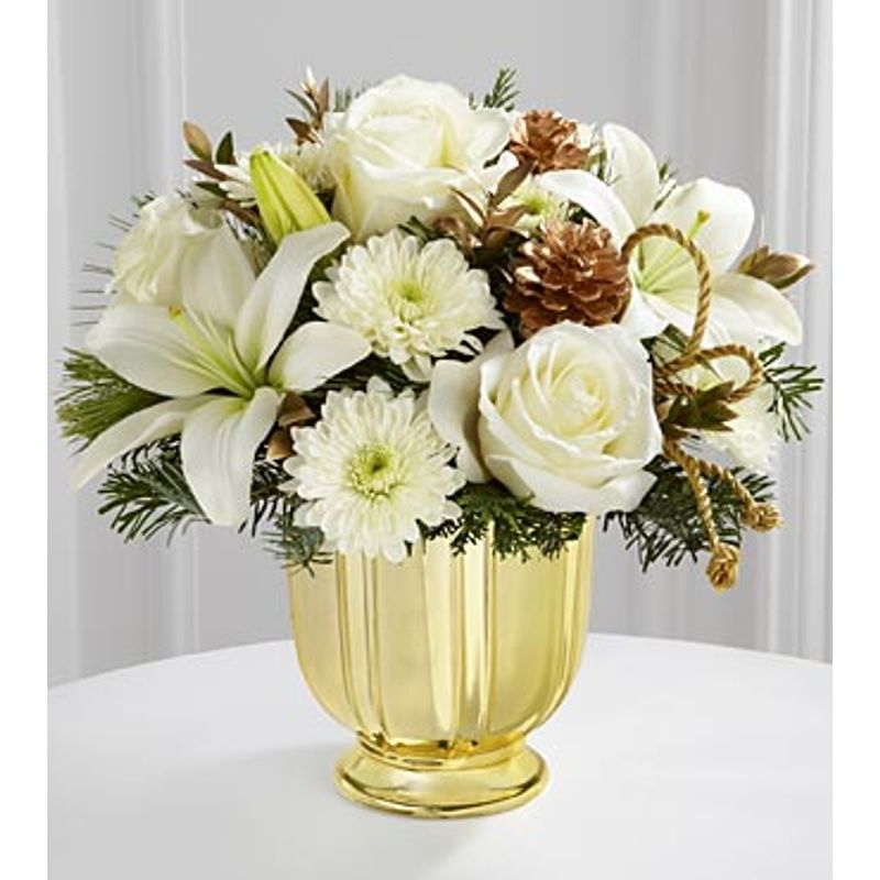 Ftd holiday elegance bouquet™ menifee ca florists