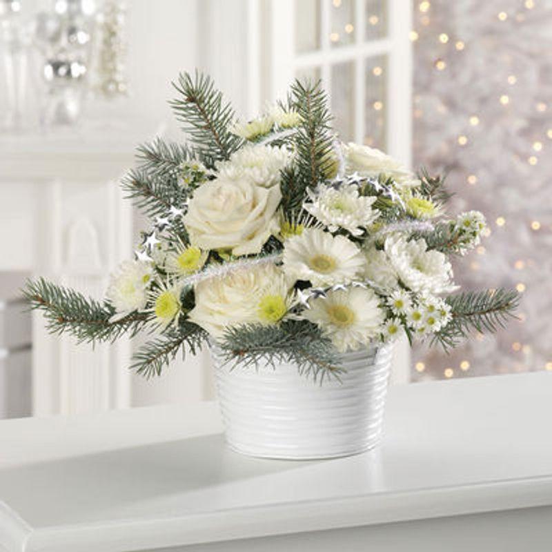 Glacial Whites Hamilton Florist Simcox S Flowers