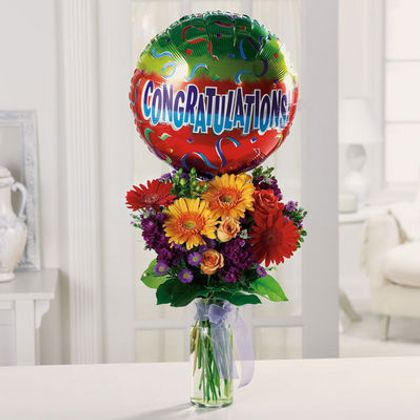 Hooray For You Tampa Florist Blooms Bouquets Local Flower Delivery Tampa Fl 33612