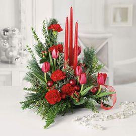 Christmas Flowers Vermillion Florist Willson Florist Local Flower Delivery Vermillion Sd 57069