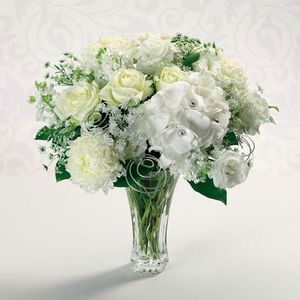 Silver Anniversary in Starkville MS, Fleur de Lis Flowers and Gifts
