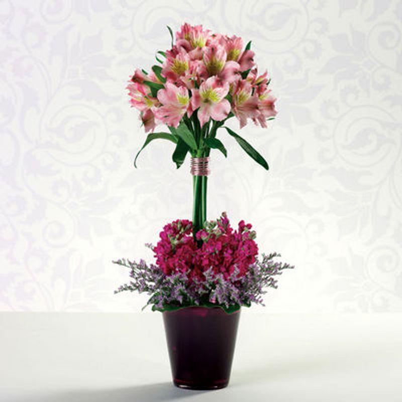 Timeless topiary don lyn florist best zachary la flower shop more views mightylinksfo